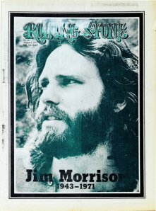 Rolling Stone Cover August 1971